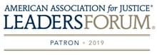 American Association for Justice | Leaders Forum | Patron 2019
